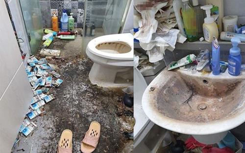 Cho trai đẹp thuê phòng, chủ nhà nhận lại 'cái kết đắng' bởi căn phòng ngập ngụa rác
