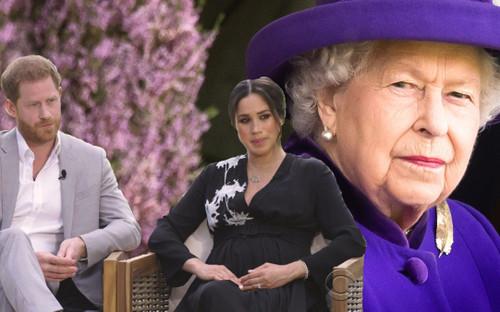 Phản ứng của Nữ hoàng Anh trước phỏng vấn của Harry-Meghan khiến chuyên gia cũng phải 'ngả mũ' khâm phục