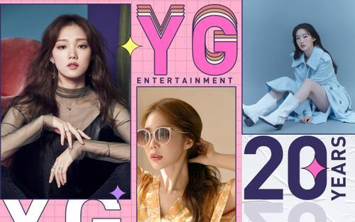 20 năm YG - Những nữ thần nào làm bạn phải 'siêu lòng'?