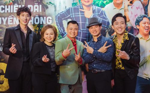 Xuân Hinh, Xuân Bắc, Tự Long bày tỏ cảm xúc khi xem phim 'Bố già' của Trấn Thành