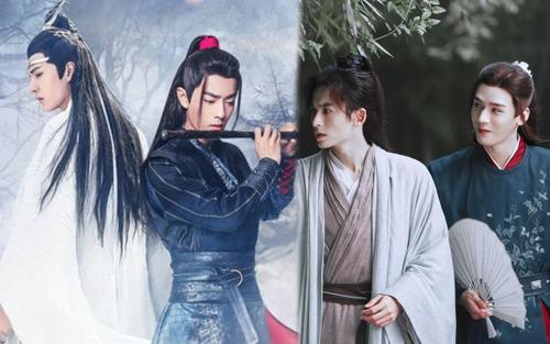 Cung Tuấn - Trương Triết Hạn có dịp nổi tiếng, theo 'sát nút' Tiêu Chiến - Vương Nhất Bác