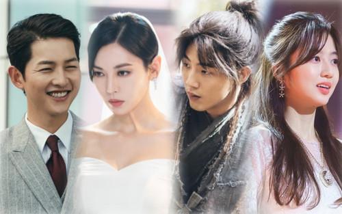 BXH phim Hàn đầu tháng 3: 'Penthouse 2' all-kill đối thủ mạnh, Jisoo vượt Song Joong Ki!