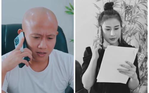 Hot TikTok-er Trịnh Thị Kim Ái nổi tiếng với những câu chuyện gia đình vui vẻ trên MXH