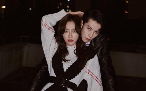 Phim giả tình thật: 'Phú Sát Hoàng hậu' Tần Lam hẹn hò mỹ nam 'Vườn sao băng' kém 19 tuổi?