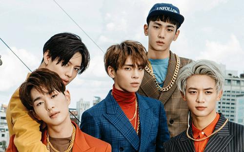 Bảng xếp hạng danh tiếng thương hiệu của nhóm nhạc nam tháng 3: SHINee bất ngờ vươn lên top 3