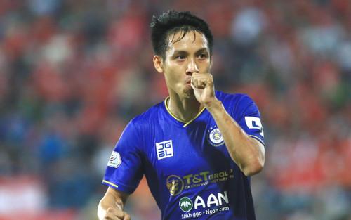 Hà Nội FC thắng trận đầu tiên tại V-League 2021