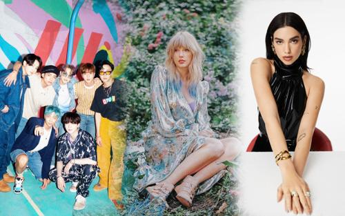 Kết quả Grammy 2021: Taylor Swift suýt trắng tay, BTS trượt đề cử đầu tiên trong sự nghiệp
