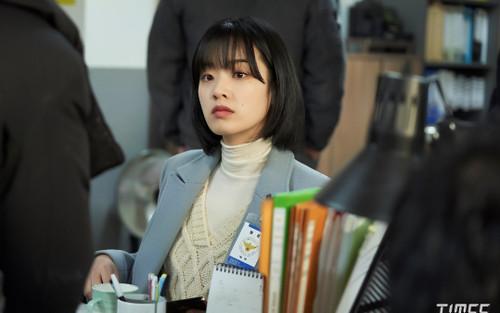 Lee Joo Young - mỹ nữ 'Itaewon Class' tái xuất trong phim mới đẹp rụng rời