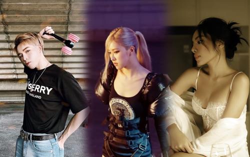 Nối gót Đức Phúc, Vũ Thảo My cover On The Ground của Rosé: 2 quán quân The Voice 'làm chơi ăn thiệt'?
