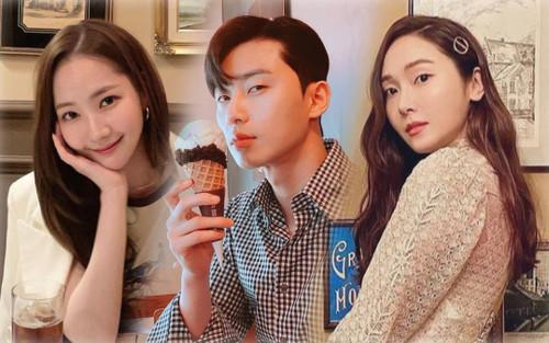 Lộ ảnh hẹn hò của Park Min Young - Park Seo Joon: Jessica (SNSD) chính là 'bà mối'?
