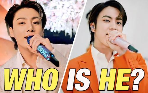 Hậu GRAMMY BTS bất ngờ đạt viral nhờ mặc áo sặc sỡ