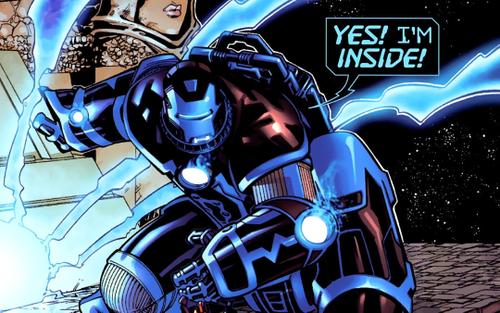 Áo giáp Ziran - bộ giáp Iron Man chứa sức mạnh của thần thánh