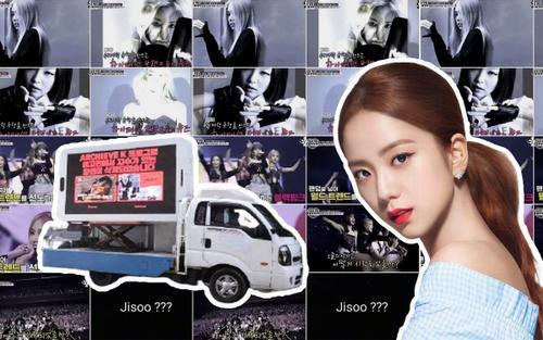 Fan 'song kiếm hợp bích' gửi xe tải đến YG lẫn phá đảo Twitter đòi công bằng cho Jisoo (BlackPink)
