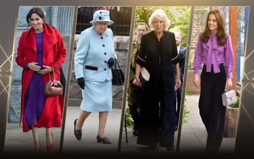 Bí ẩn tủ đồ Hoàng gia: Những khoảnh khắc thời trang Hoàng gia khiến dân tình phát sốt