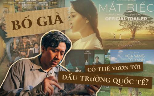 Bố già: 250 tỷ phá kỷ lục doanh thu nhưng chưa đủ mang ra đấu trường quốc tế để rạng danh điện ảnh Việt?