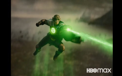 Green Lantern bí ẩn trong Zack Snyder's Justice League là ai?