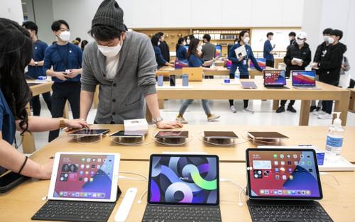 Apple sẽ ra mắt iPad cao cấp mới ngay trong tháng 4