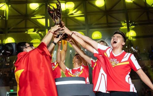 3 game thủ Liên Quân Mobile Việt Nam có thu nhập tiền tỷ