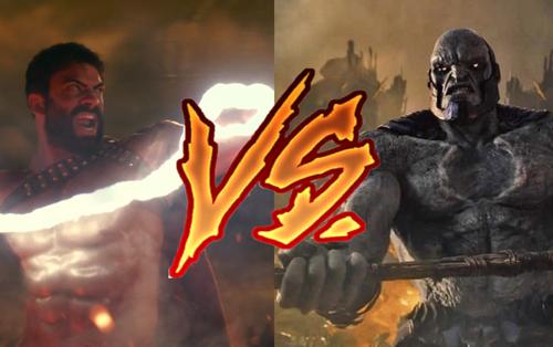 Darkseid so kèo cùng Zeus: Ai sẽ thắng?