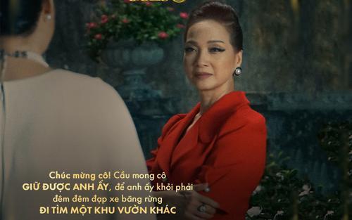 Học hỏi Lê Khánh và NSND Lê Khanh đánh ghen văn minh mà thâm sâu trong 'Gái già lắm chiêu V'
