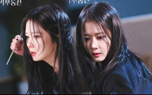 'Cô chủ ma quái': Jang Nara đánh nhau với ma, đẹp hút hồn ở tuổi 41