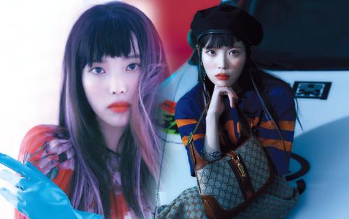 IU chia sẻ lý do không 'nhúng tay' vào các ca khúc trong album mới