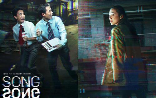 'Song song' tung poster nhân vật: Nhã Phương 'hồi sinh' cậu bé đã mất 21 năm, ai ngờ lại hóa bi kịch