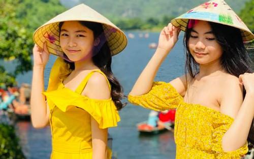 Ngắm nhan sắc hai ái nữ nhà Quyền Linh, dân tình lại một phen 'bấn loạn'