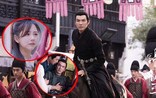 Hé lộ tập cuối Cẩm tâm tựa ngọc: Đàm Tùng Vận bị xử trảm, Chung Hán Lương cướp pháp trường cứu vợ