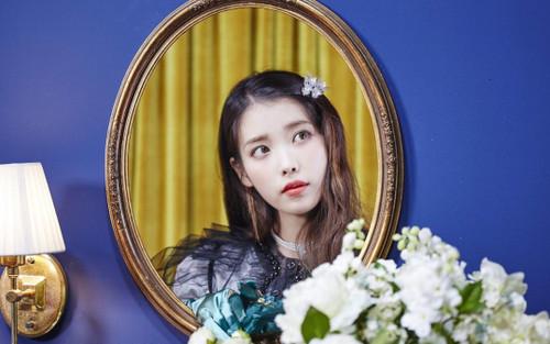 IU vừa comeback đã đạt thành tích đáng nể, chặn đứng chuỗi kỉ lục của Braver Girls