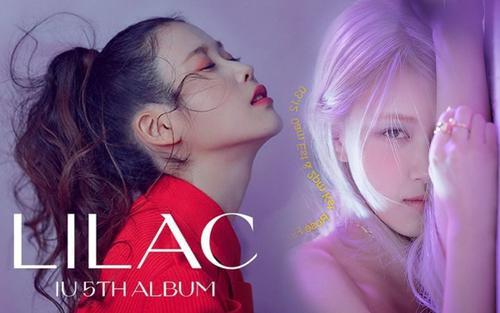 Album 'LILAC' của IU tẩu tán con số 'khủng' trong ngày đầu, liệu có lấy lại kỉ lục từ tay Rosé?