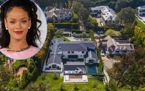 Rihanna chi số tiền khủng để mua bất động sản đắt nhất trong sự nghiệp