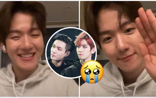 Fan rần rần với tin nhắn động viên của Lay (EXO) gửi Baekhyun sau thông báo nhập ngũ