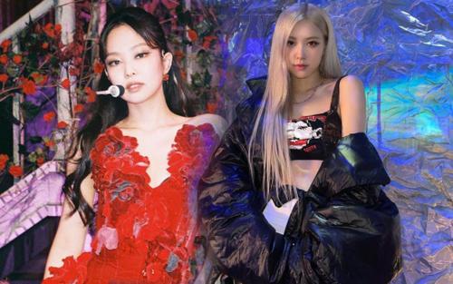 Fan BlackPink phẫn nộ vì YG 'bỏ rơi' Jennie, ghi sai tên Rosé trong sản phẩm mới
