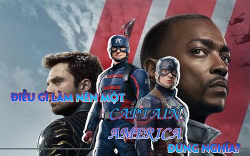 Điều gì làm nên giá trị của Captain America?