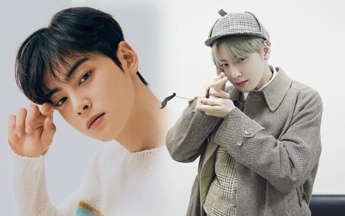 Dân mạng tranh cãi về màu tóc mới của Cha Eun Woo: 'Mặt đẹp nên màu nào cũng đẹp'
