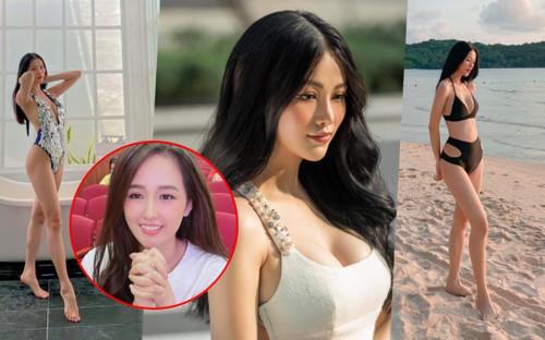 Hoa hậu Trái đất Phương Khánh khoe body 'siêu nuột', đến 'đại mỹ nhân' Mai Phương Thúy còn phải mê mệt
