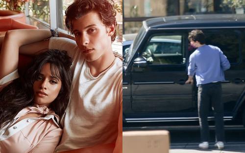 Nhà Shawn Mendes và Camila Cabello bất ngờ bị trộm ghé thăm, trong tích tắc đã bay mất siêu xe gần 11 tỷ