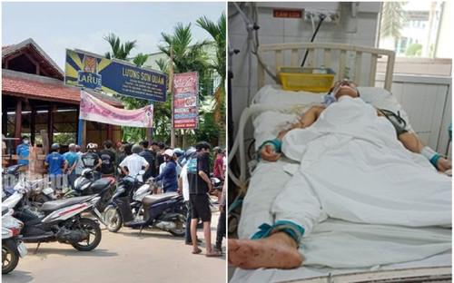 Vụ án mạng 3 người thương vong ở Quảng Nam: Chém tử vong đầu bếp vì phát hiện ngủ cùng vợ cũ và con gái