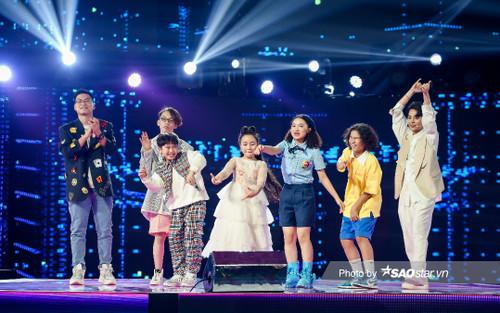 Vòng Thách Đấu GHVN 2021: Team Vũ Cát Tường - Hưng Cao thắng lớn với số lượng thí sinh áp đảo!