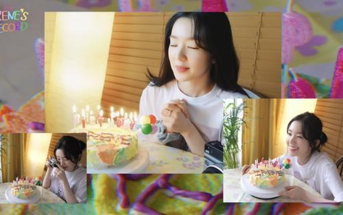 Irene (Red Velvet) đăng tải video sinh nhật sau thời gian ở ẩn, Knet vẫn 'ác miệng cà khịa chuyện xưa