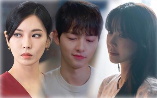 BXH diễn viên - phim Hàn tháng 3: Song Joong Ki thua 3 diễn viên 'Penthouse 2'