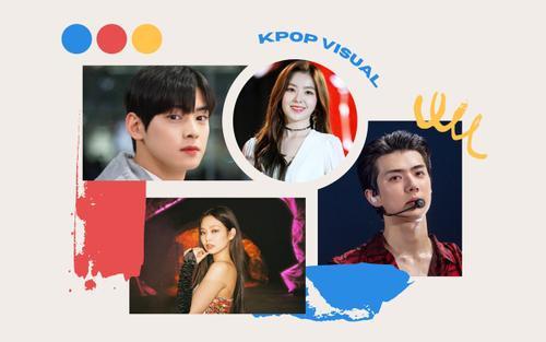 TMI News của Mnet gọi tên dàn idol Kpop nổi tiếng với visual 'vô thực': Irene, Eunwoo, Sehun đều góp mặt