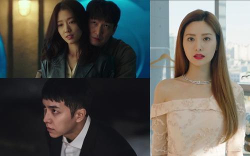 Phim của Lee Seung Gi dẫn đầu rating đài cáp không đối thủ - Phim của Park Shin Hye 'tụt dốc không phanh'