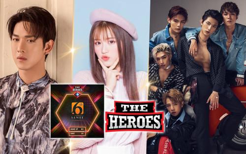 Gà nhà Đông Nhi 'tham chiến' The Heroes: Han Sara – UNI5 hay Song Luân?