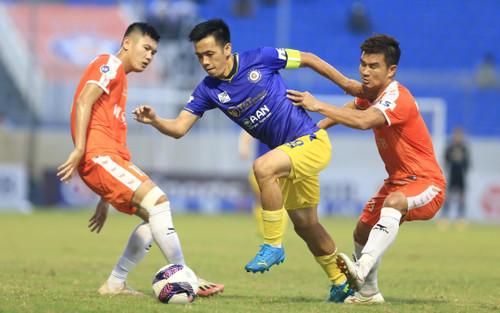 Hà Nội FC thua Đà Nẵng, HLV Chu Đình Nghiêm nguy cơ bay ghế