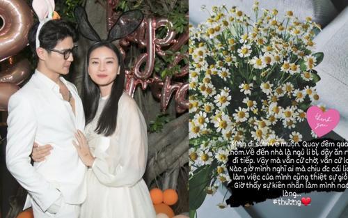 Sau vài tháng công khai chuyện hẹn hò, Ngô Thanh Vân hé lộ lí do 'mê mệt' Huy Trần?