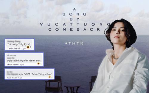 Tung 'hint' comeback bí ẩn, Vũ Cát Tường để fan đoán tên bài mới và 'cái kết' mặn mà