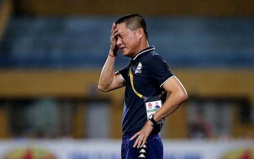 'Chưa có chuyện Hà Nội FC sa thải HLV Chu Đình Nghiêm'