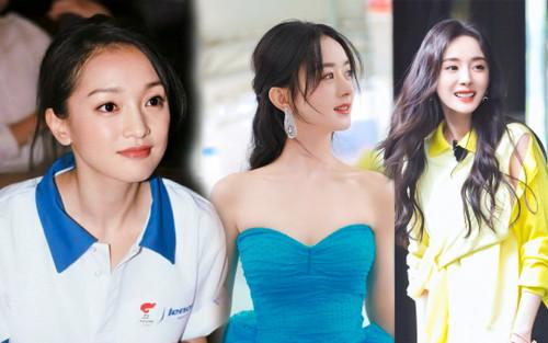 Triệu Lệ Dĩnh vượt mặt Dương Mịch, Châu Tấn 'càn quét' top 10 bộ phim cổ trang có lượt xem cao nhất